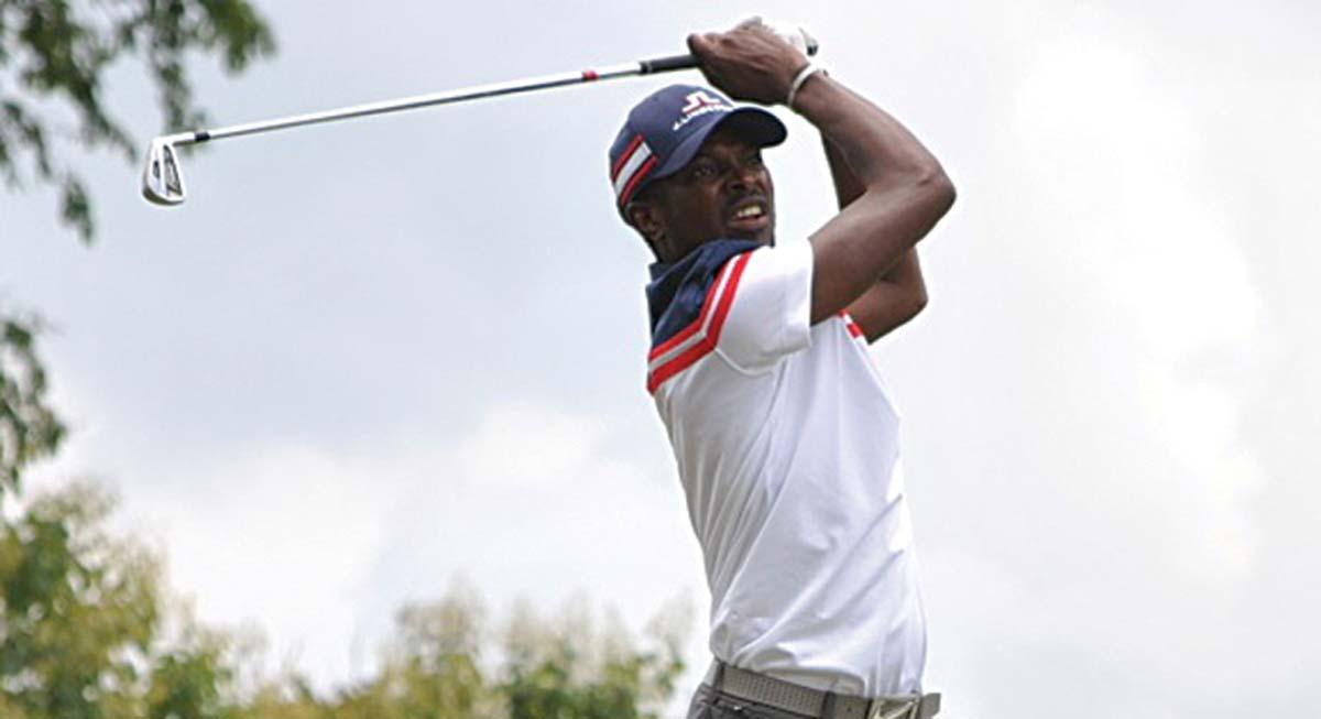 Nigeria's top star, Andrew Oche Odoh
