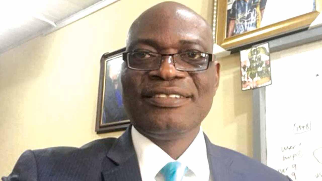 Prof. Oluwatoyin Ogundipe, VC, UNILAG. Photo: Guardian