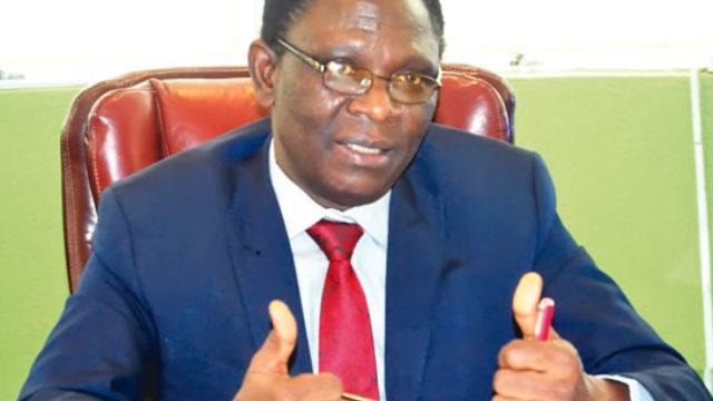 Vice-Chancellor, Federal University of Agriculture, Abeokuta,, Prof. Olusola Oyewole