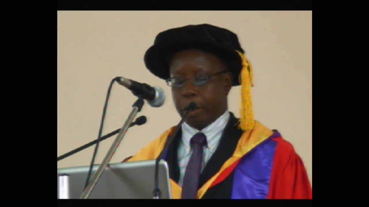 Professor Babatunde Ajayi, PHOTO: YOUTUBE