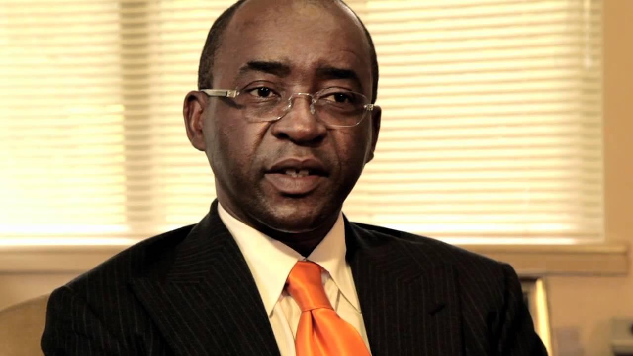 Chairman, Econet Wireless, Strive Masiyiwa. PHOTO: Youtube