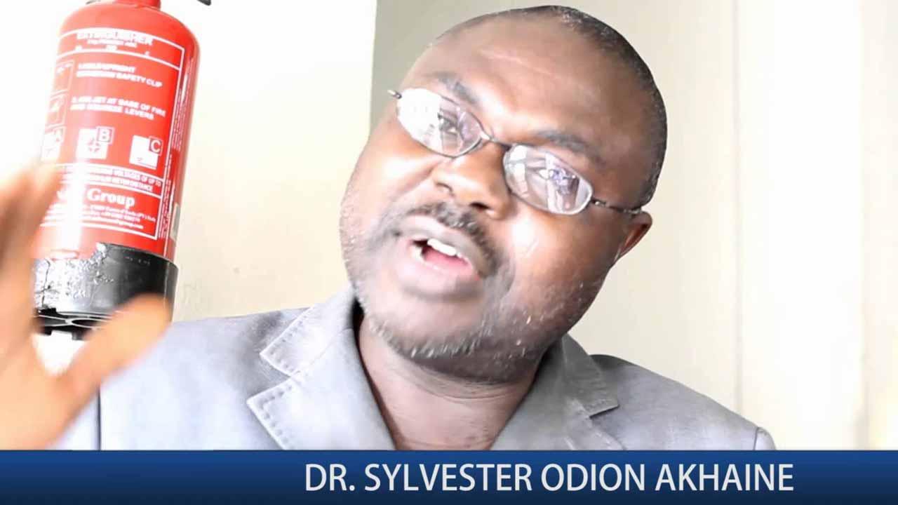 Sylvester Akhaine