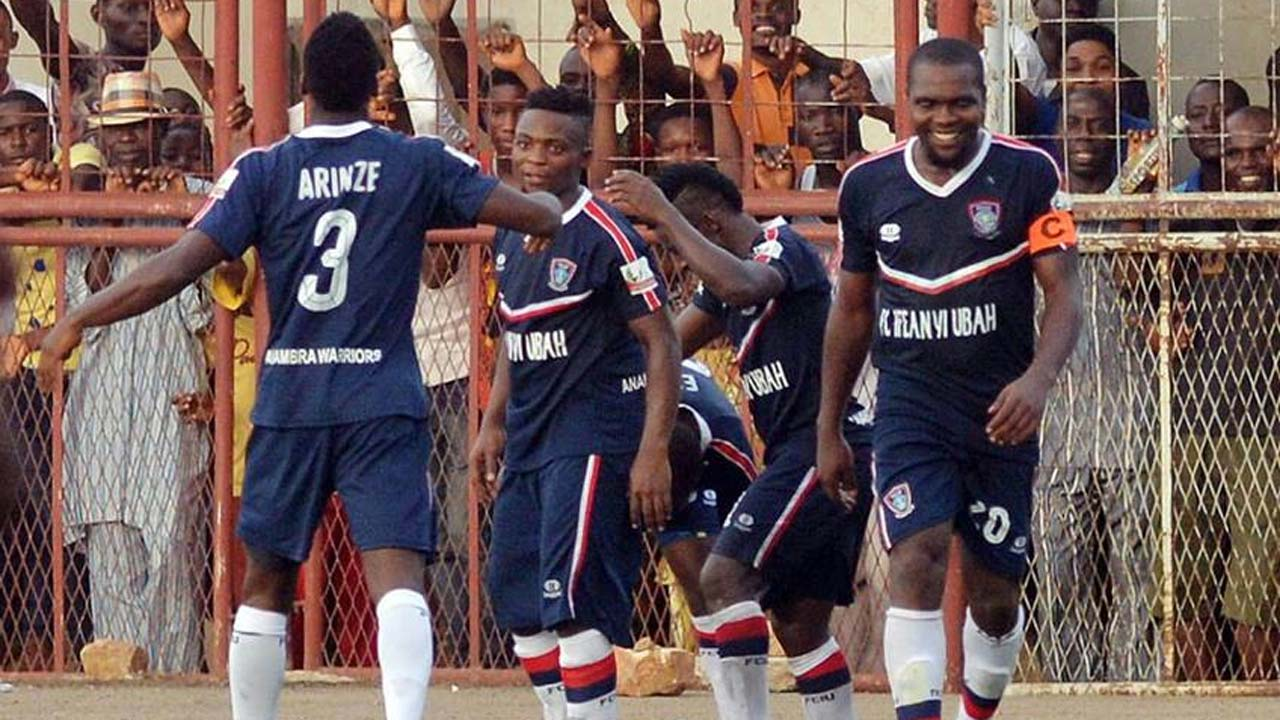 FC IfeanyiUbah
