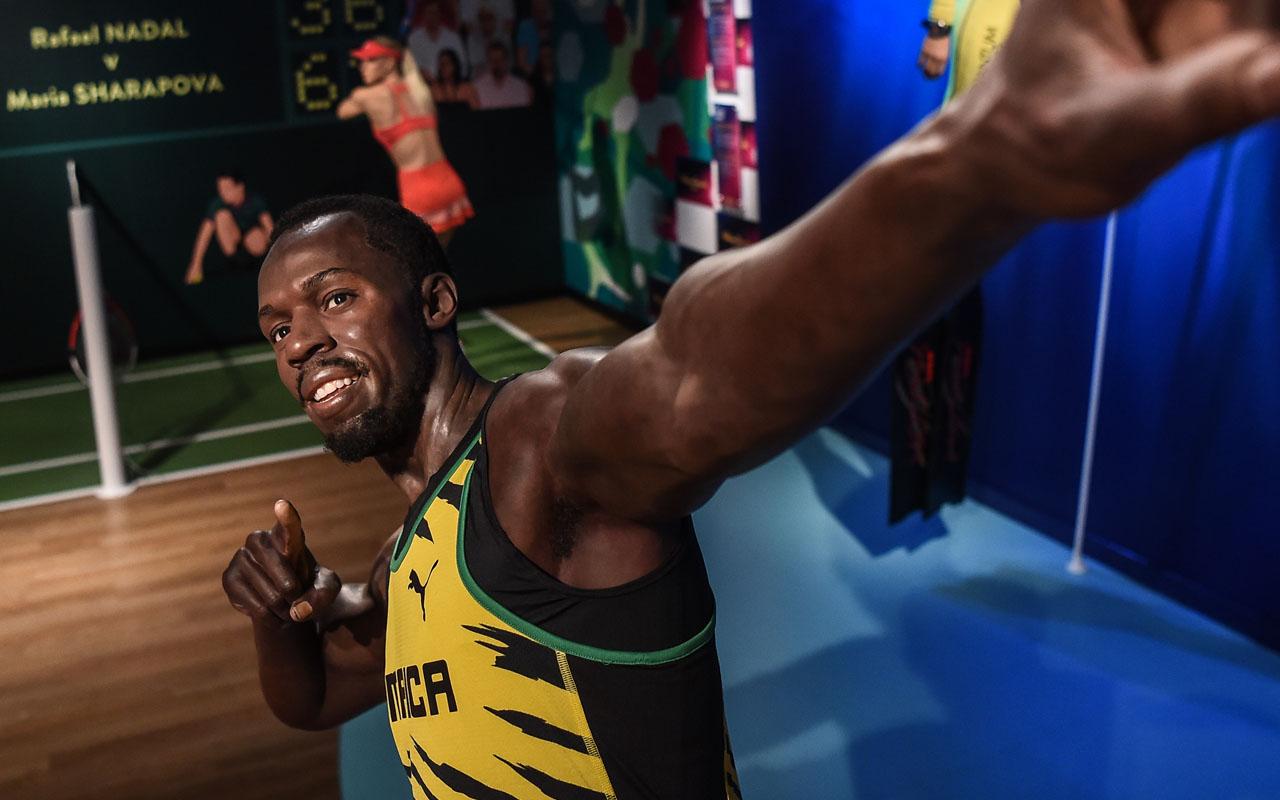 Usain Bolt / AFP PHOTO / Ozan KOSE