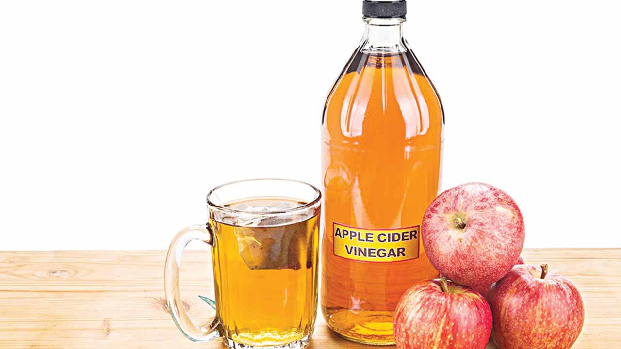 Vinegar...new research suggests vinegar could be an alternative to antibiotics and diabetes drugs PHOTO CREDIT: http://www.eatthis.com/apple-cider-vinegar