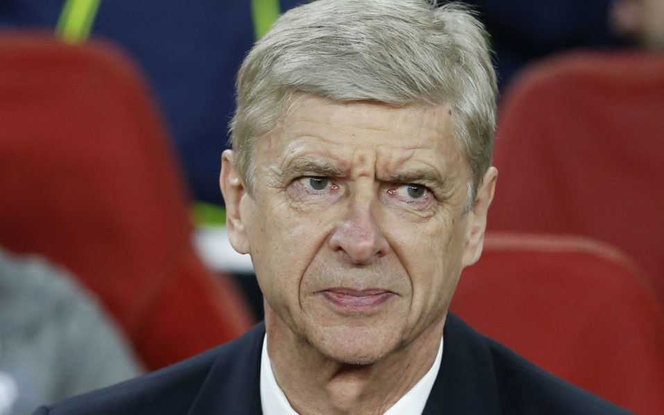 Arsenal's French manager Arsene Wenger   / AFP PHOTO / IKIMAGES AND AFP PHOTO / Ian KINGTON