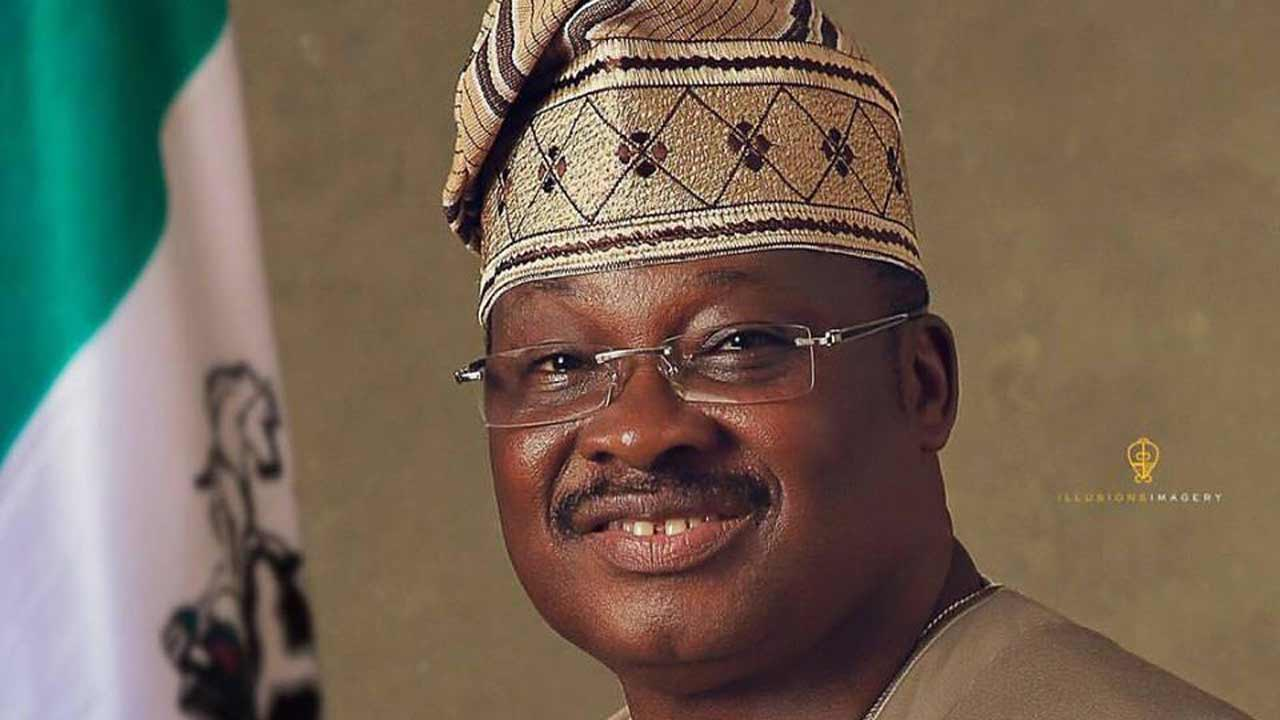 Gov. Abiola Ajimobi of Oyo State. Photo: Guardisn