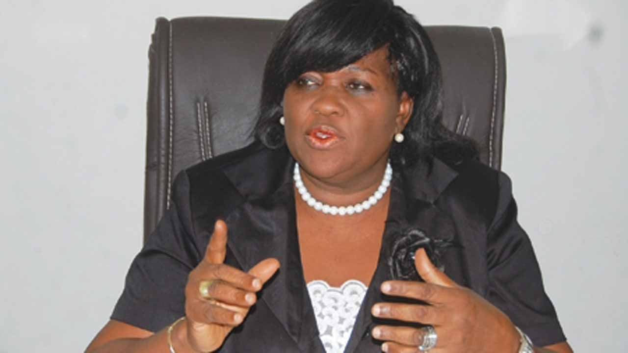 Image result for Prof. Gloria Elemo, the Director-General of FIIRO