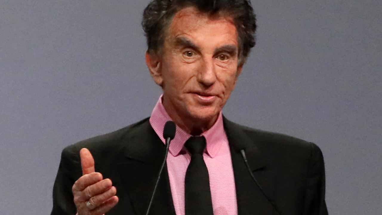 French President of the Arab World Institute (Institut du Monde Arabe, IMA), Jack Lang speaks during the opening ceremony of a conference gathering officials and experts from around the world gather to discuss forming a global alliance to protect endangered heritage sites on December 2, 2016 in Abu Dhabi. PHOTO: KARIM SAHIB / AFP