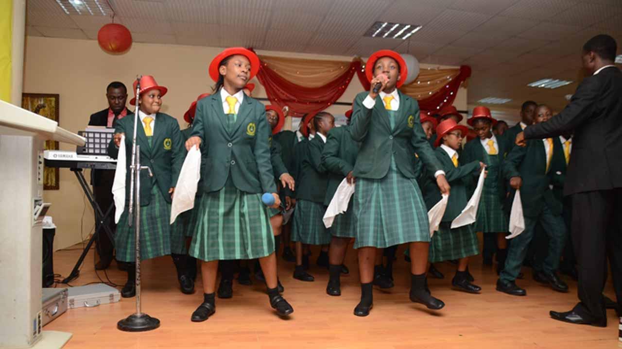 PHOTO: Chrisland School
