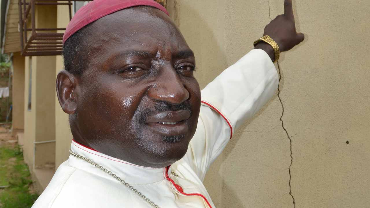 Bishop George Jonathan Dodo