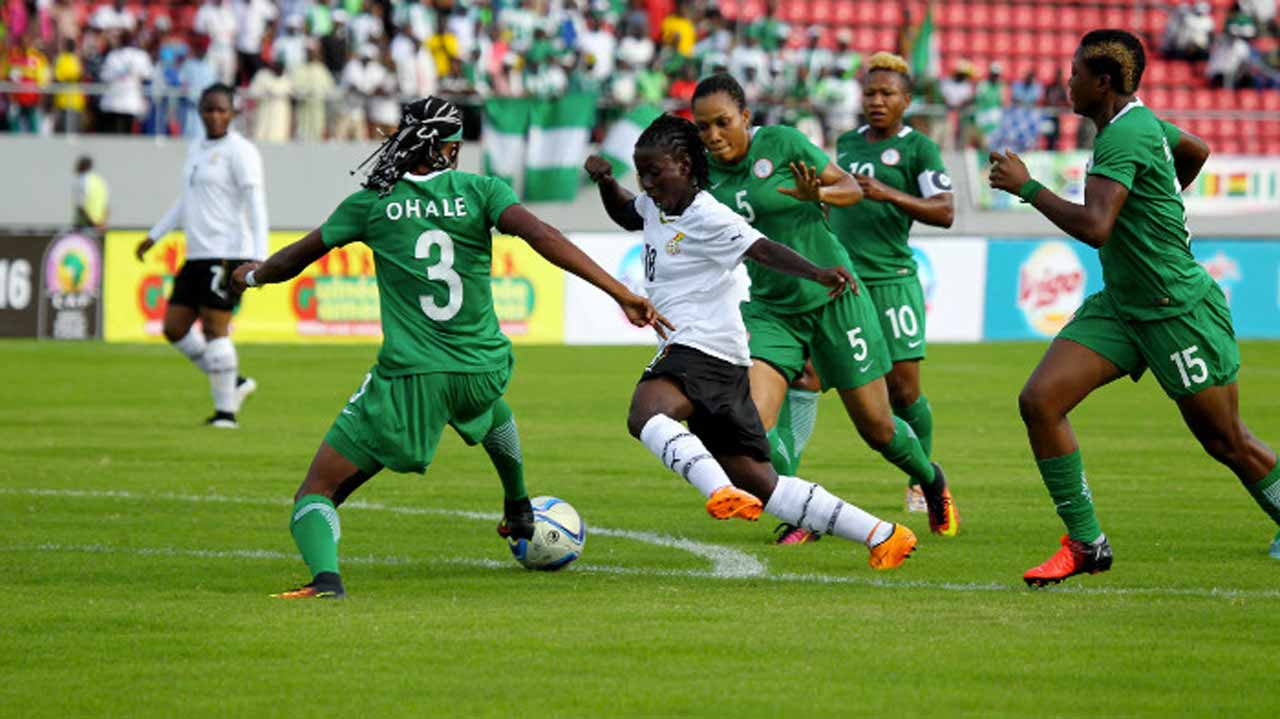 All Stars Women Football fiesta has produced the likes of Super Falcons' Cynthia Uwak, Ayisaat Yusuf amongst others
