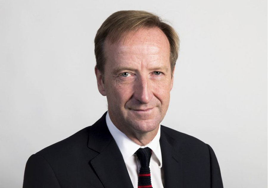 head of Britain's Secret Intelligence Service, Alex Younger. The British government announced on Friday, Oct. 3, 2014 that career intelligence officer Alex Younger is the agency's new chief. Younger, who previously oversaw MI6 counter terrorism operations, replaces John Sawers next month. (AP Photo)
