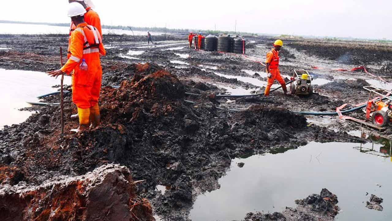NOSDRA Begins Monitoring Of Oil Spill, Gas Flare