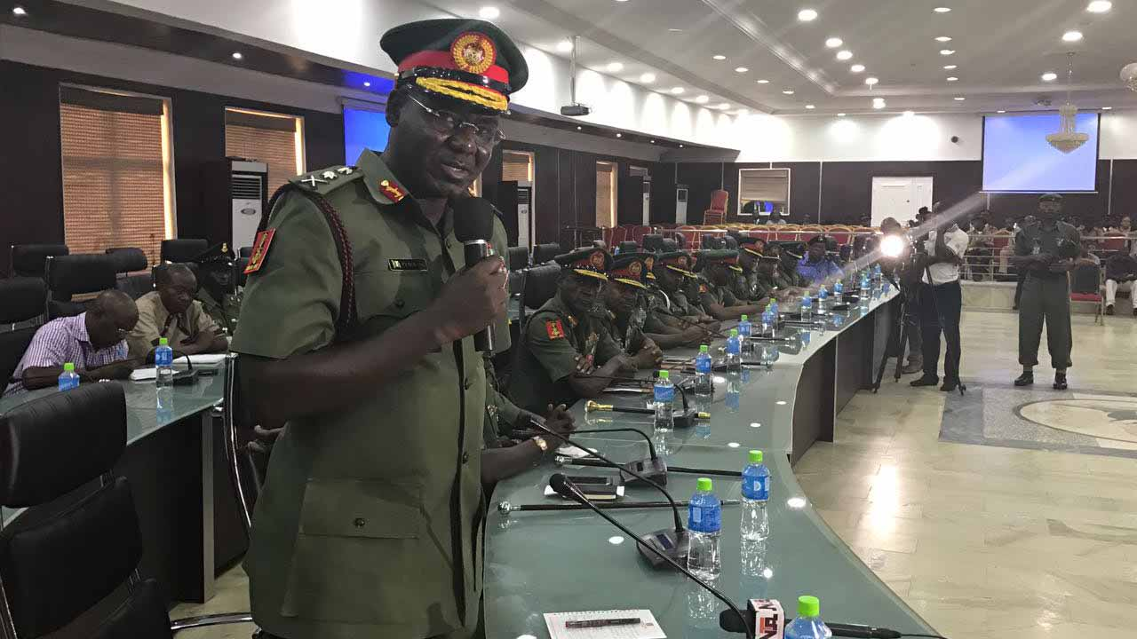 Army establishes radio stations to promote inclusive security | The