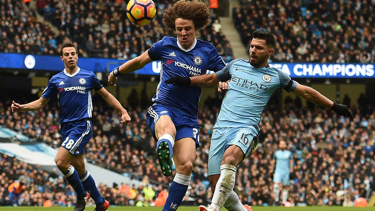 Chelsea 0 Man City 0 - early scare for Blues in lively start