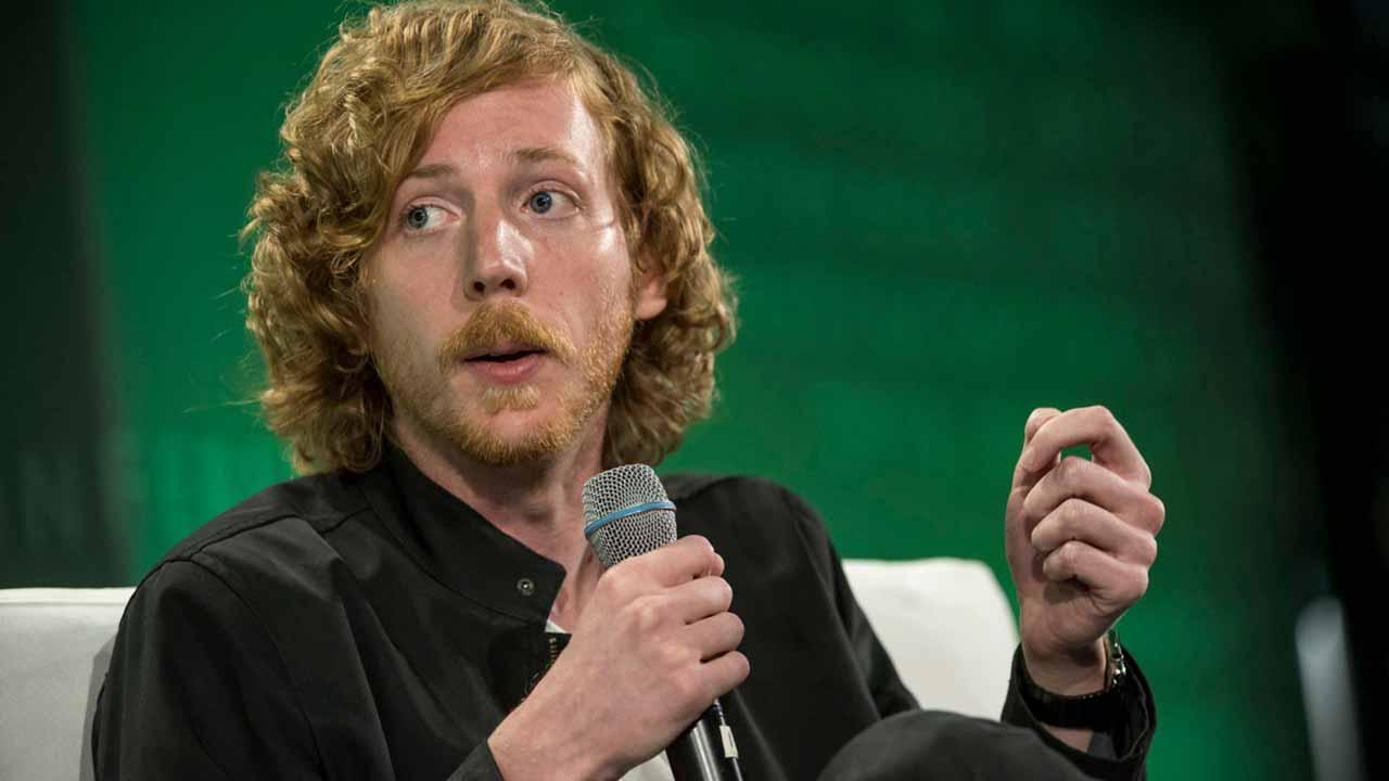 GitHub CEO Chris Wanstrath. Photographer: David Paul Morris/Bloomberg