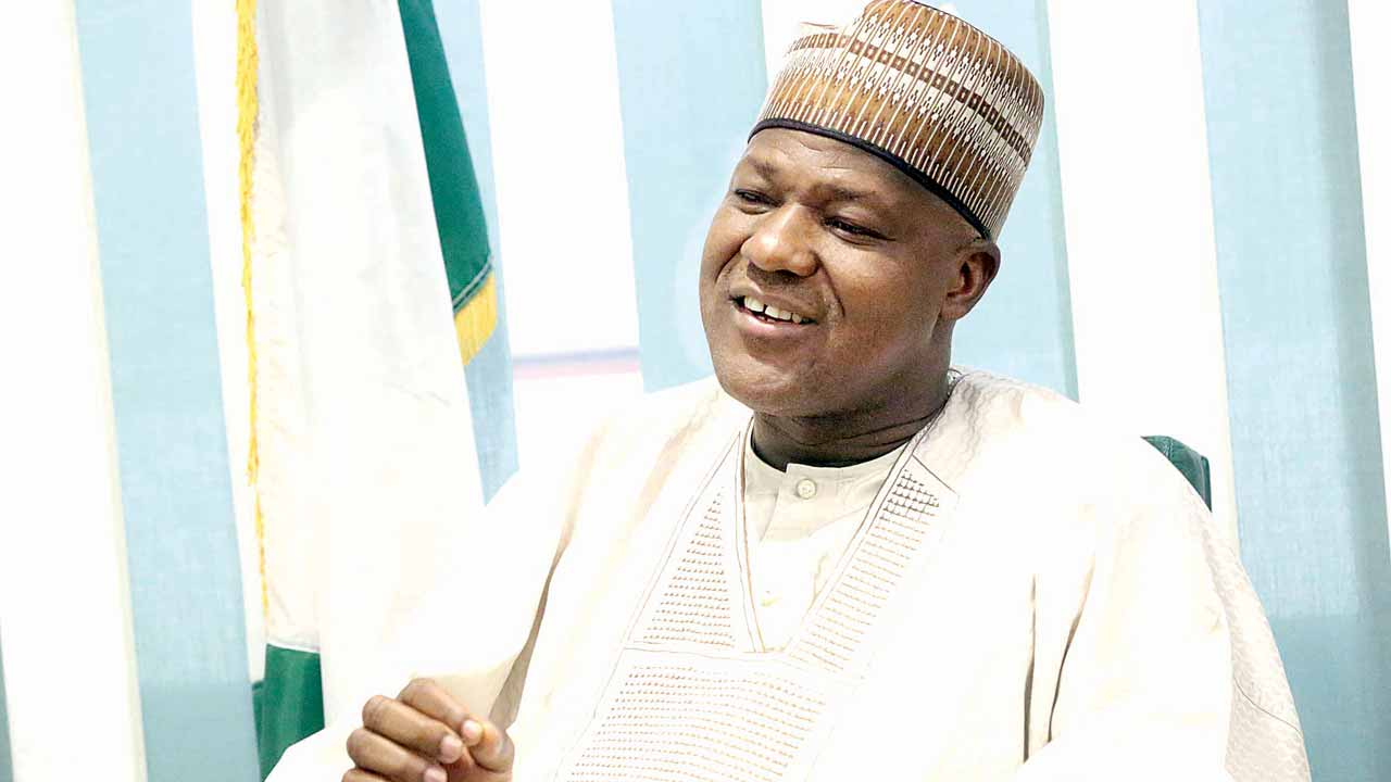 Speaker of the House of Representatives, Rt. Hon. Yakubu Dogara