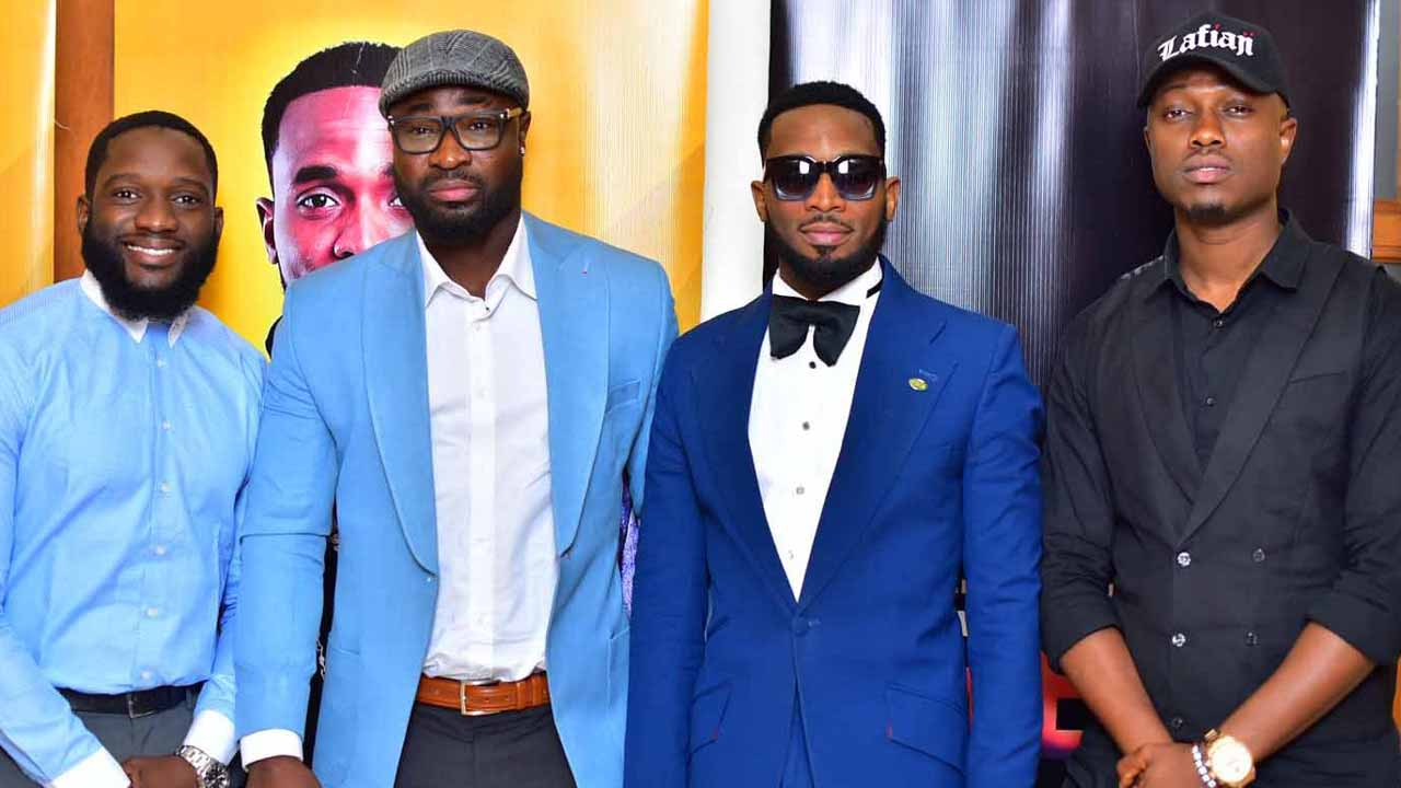 Wande Coal, Harrysong, Aristocrat Records, others to mentor winners of Dbanj's 'CREAM' lottery platform