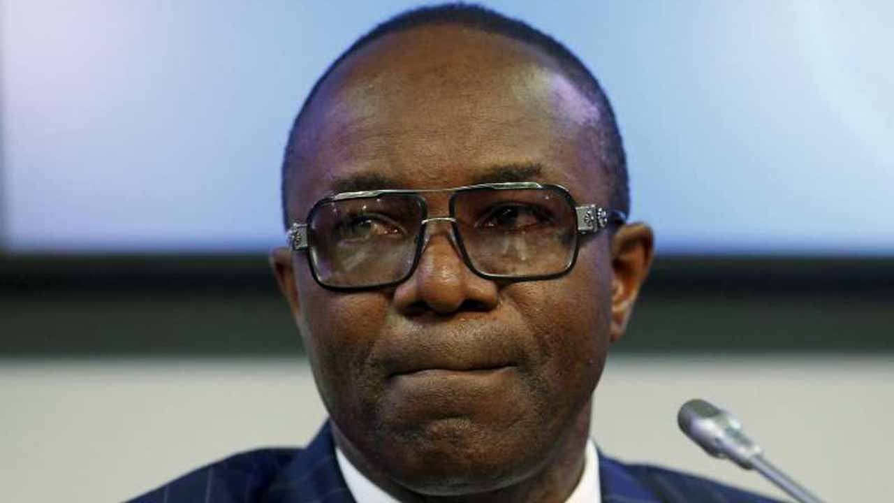 The Minister of State for Pretroleum Resources Emmanuel Ibe Kachikwu