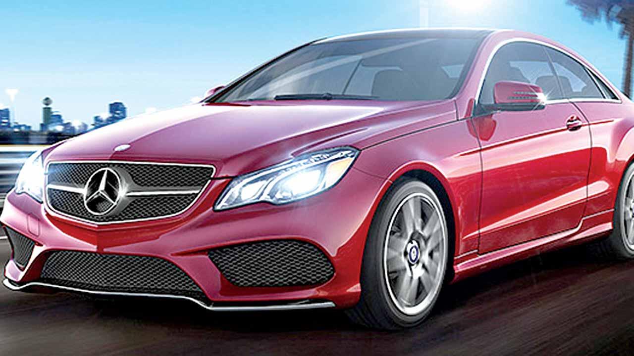 Mercedes unveils roomier, tech-loaded E class