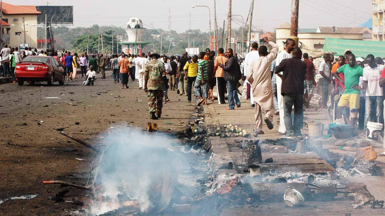 Ethno-religious violence