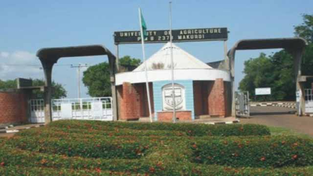 Federal University of Agriculture Makurdi