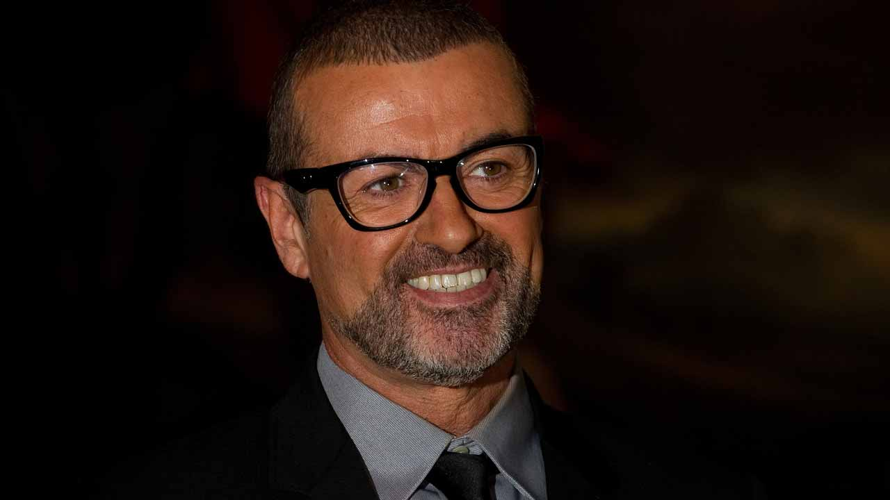 This file photo taken on May 11, 2011 shows British singer George Michael attending a press conference at the Royal Opera House, central London. British pop singer George Michael, who rose to fame with the band Wham! and sold more than 100 million albums in his career, has died aged 53, his publicist said on December 25, 2016. LEON NEAL / AFP