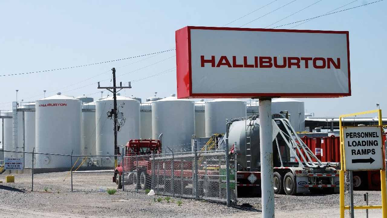 Halliburton, PHOTO: YAHOO