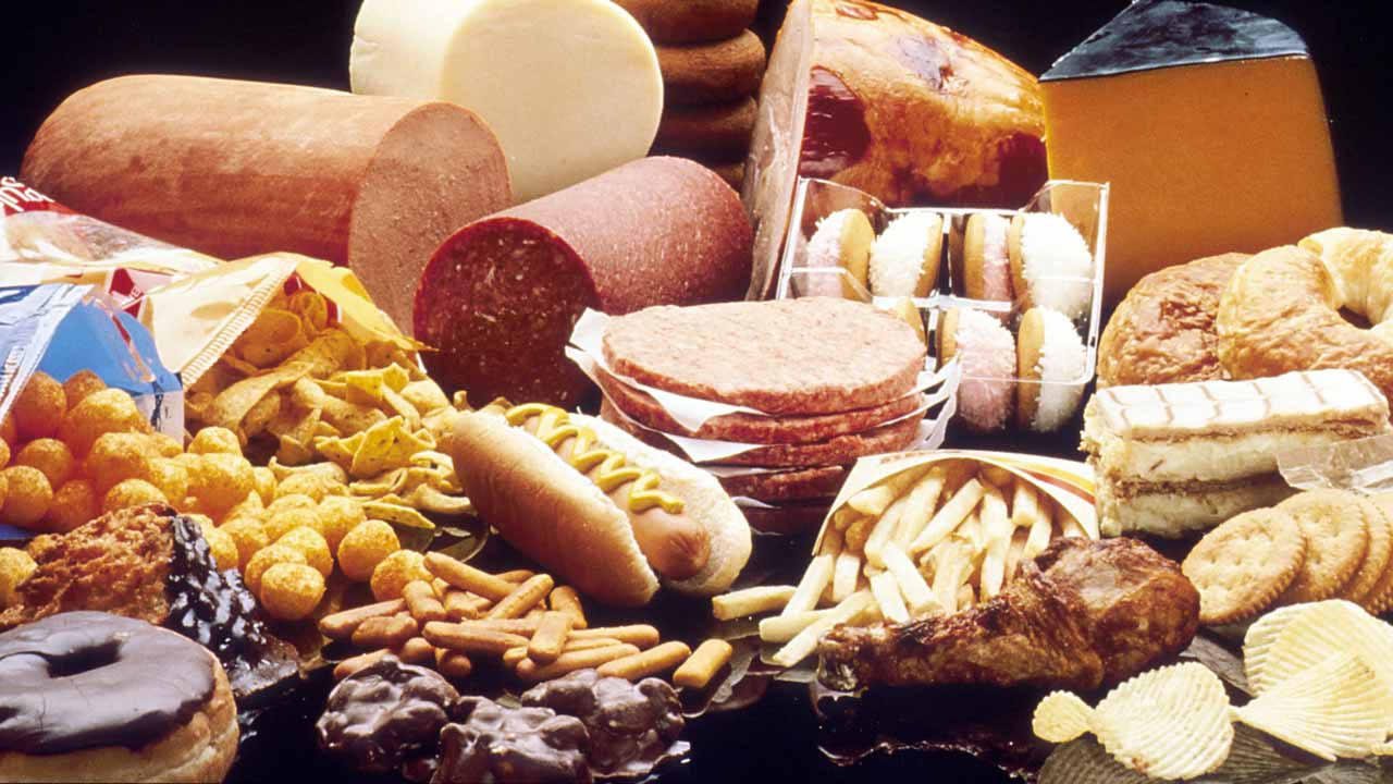 High fat meals fuel cancers' spread