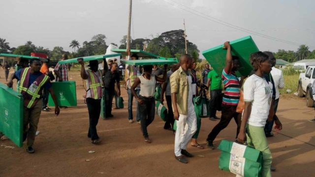 Transporters, Corps members abandon INEC duties in Idemili North LG