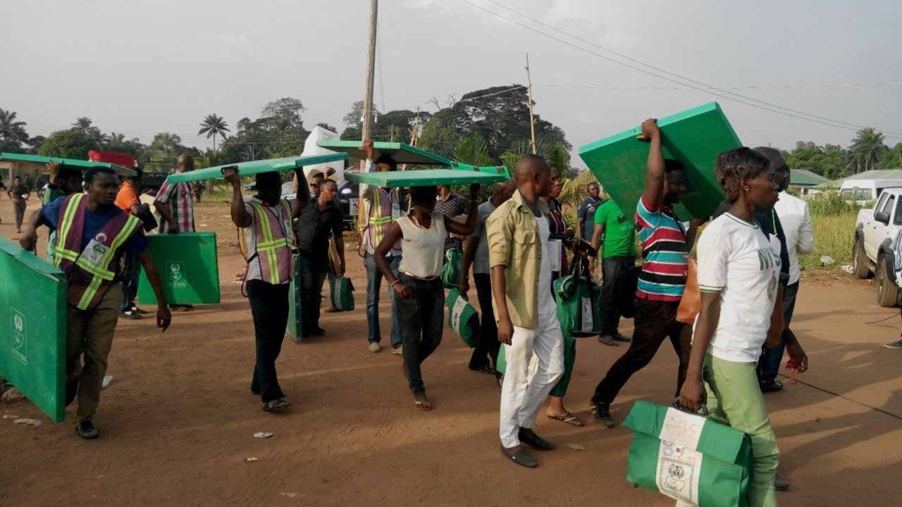 Anxiety has been mounting in Rivers State as political parties jostle to win 37 national and state legislatives seats today.