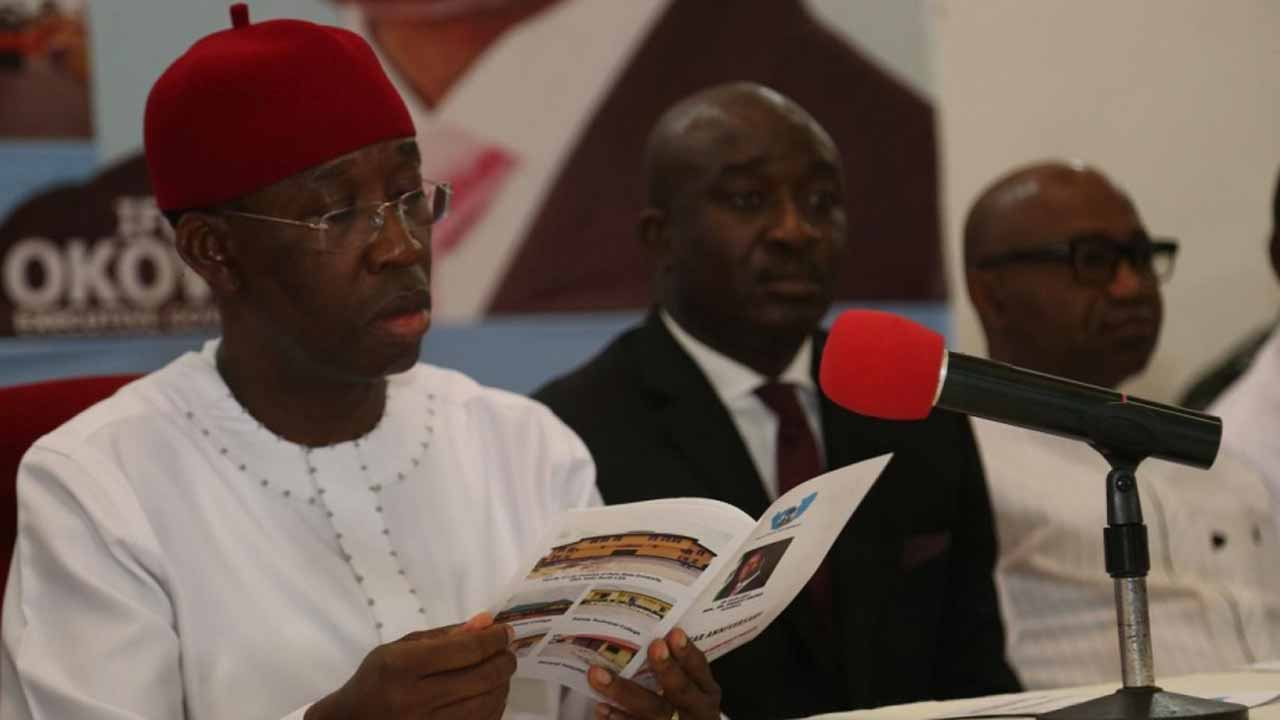 Image result for Delta – Okowa