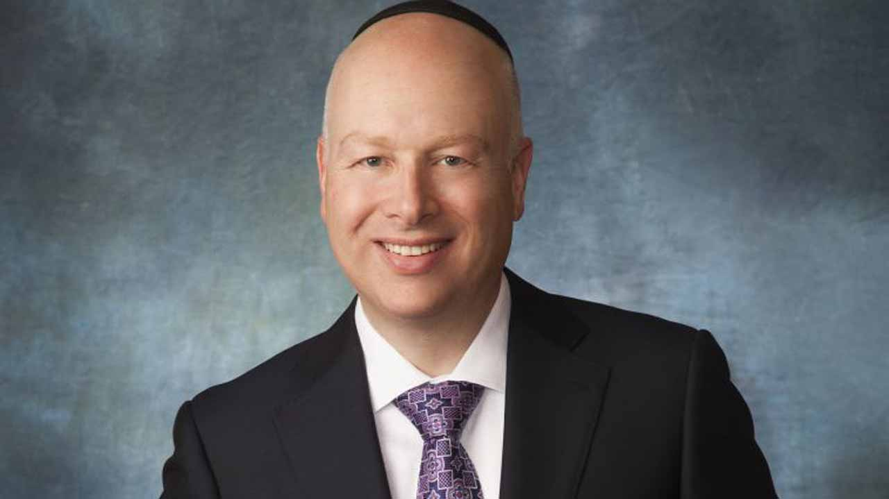 Jason Greenblatt, Executive Vice President and Chief legal officer for the Trump Organization.
