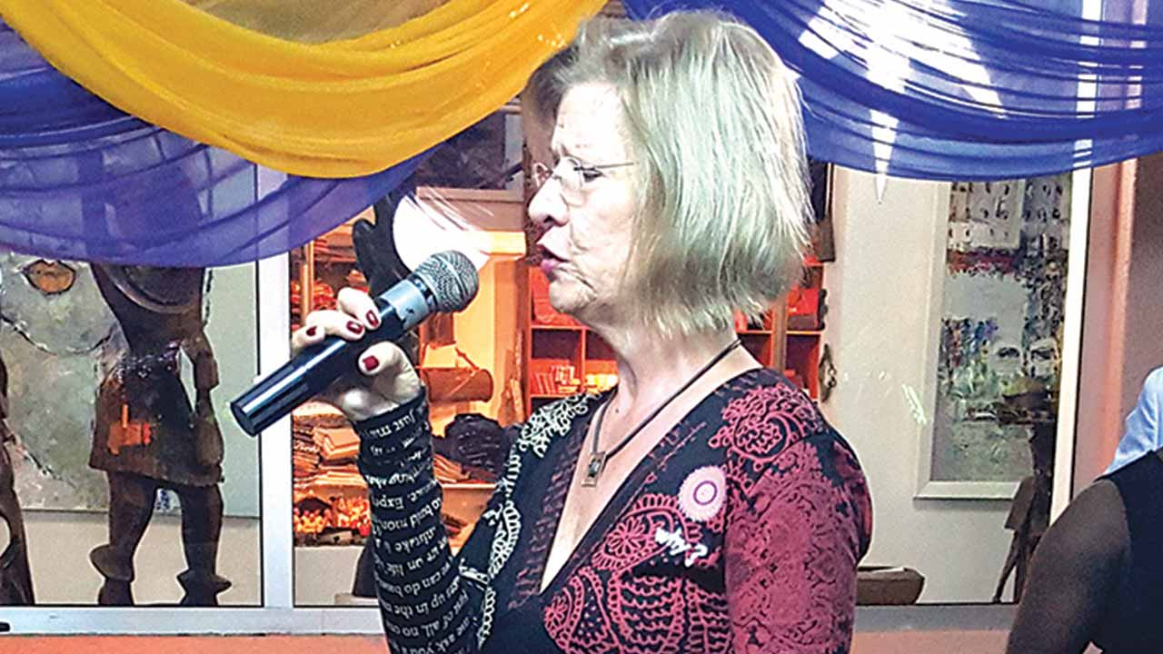 Swedish Ambassador to Nigeria, Inger Ultvedt