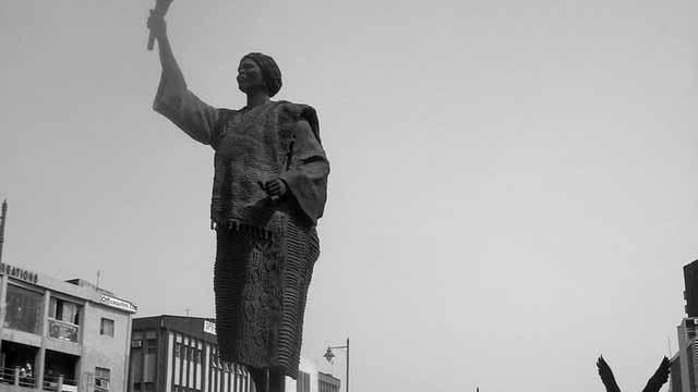 Late Iyalode Efrunroye Tinubu