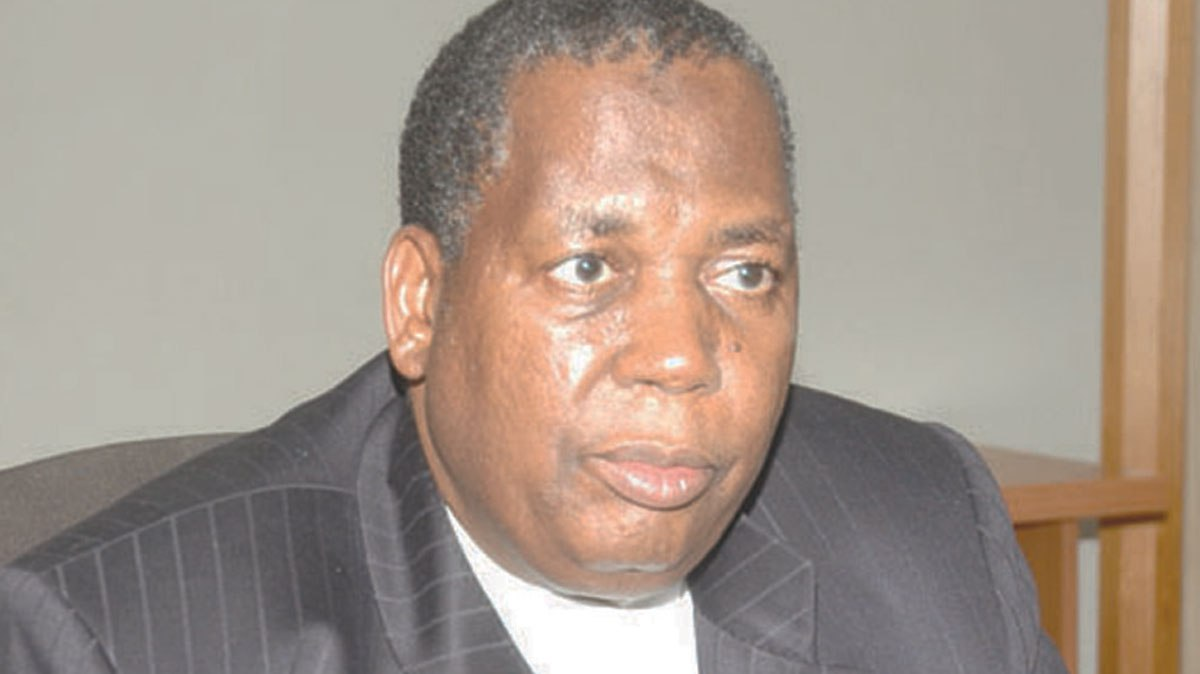 Managing Director/Chief Executive Officer of the Nigeria Deposit Insurance Corporation, Umaru Ibrahim