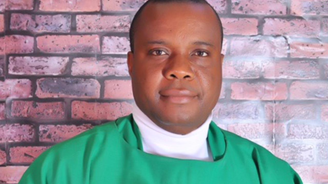Rev. Fr. Mbamalu