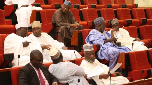 Senate seeks Houses of Assembly's support for state, community policing