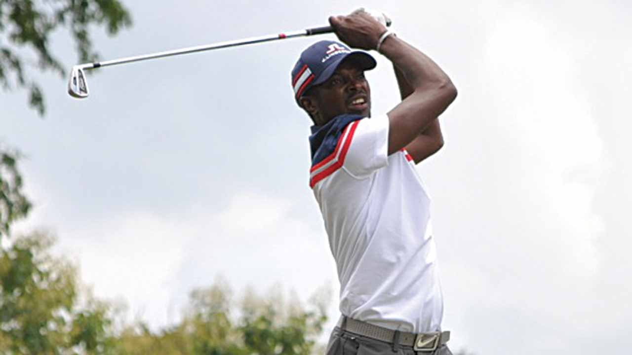 Nigeria's Oche Odoh won the 2015 edition of the Equatorial Guinea Open.
