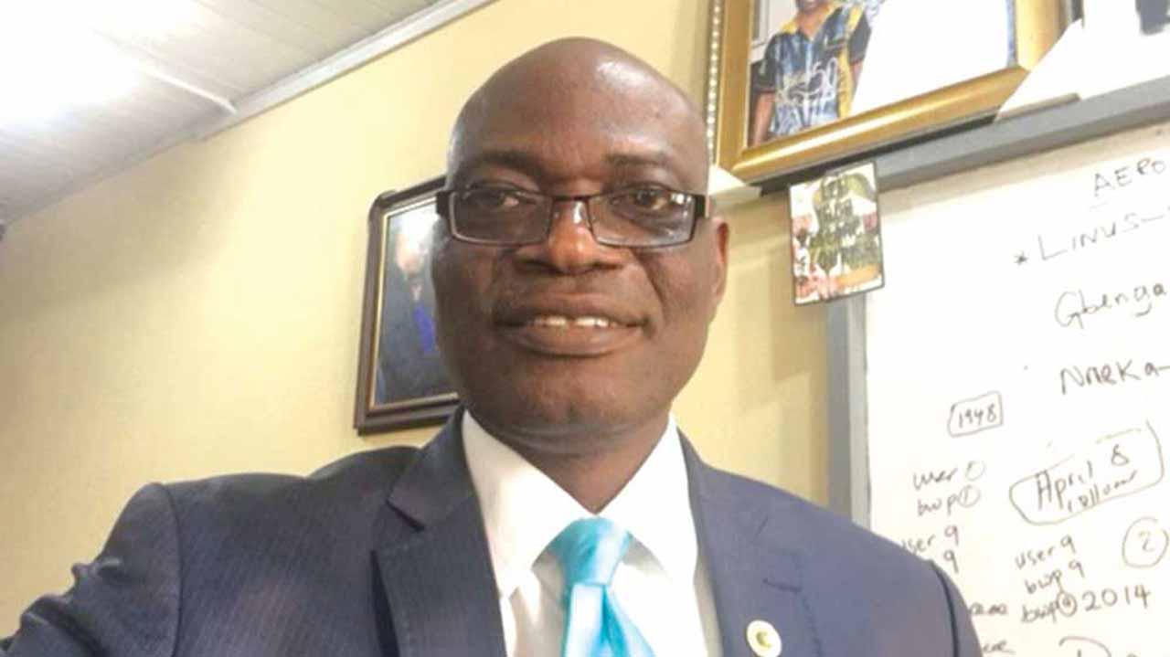UNILAG, Deputy Vice-Chancellor (Academics and Research), Prof. Oluwatoyin Ogundipe