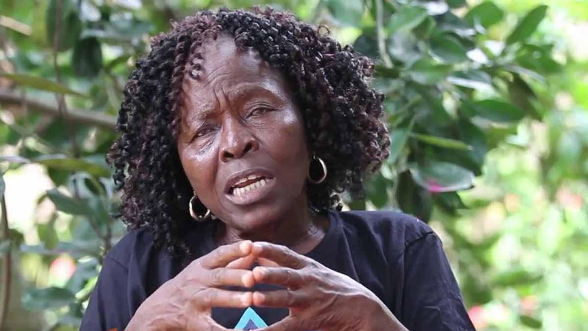 Prof. Sophie Oluwole