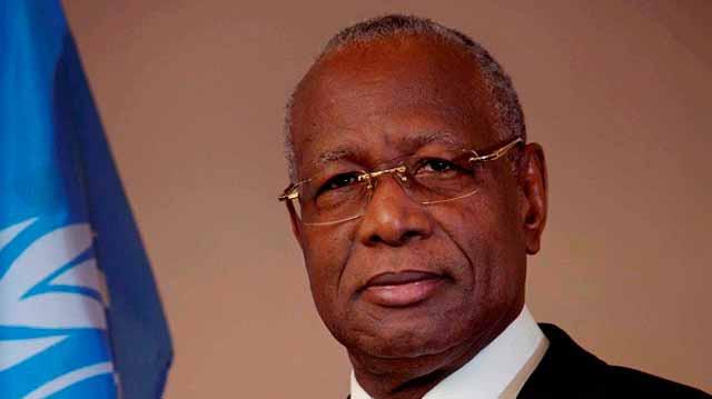 Professor Abdoulaye Bathily