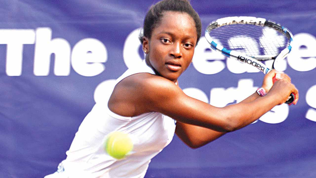Teenage tennis sensation, Oyinlomo Quadri, was pivotal to Team Offikwu's success at the NCC Tennis League, which ended yesterday at the Lagos Lawn Tennis Club, Onikan.