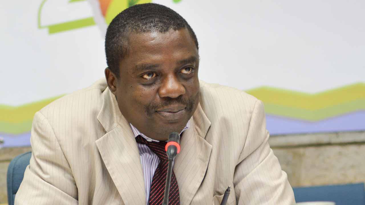 UNEP Representative, Mr. Robert Wabunoha
