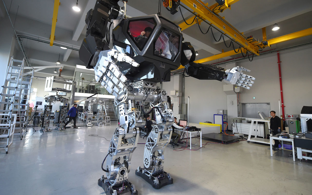 Are robots taking over the world's finance jobs? | The