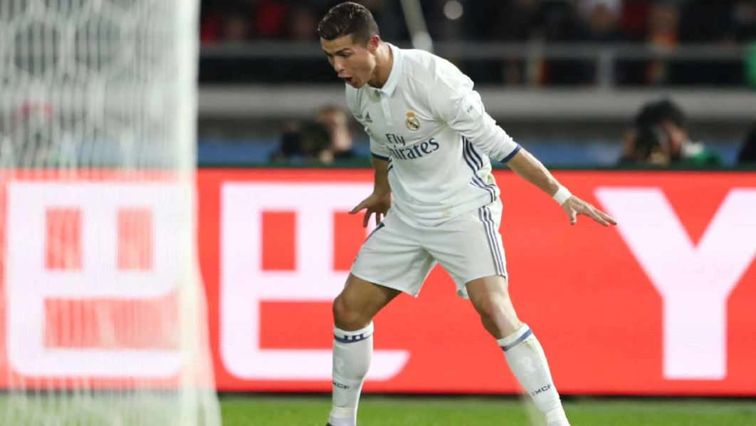 Ronaldo is from another planet: Zidane