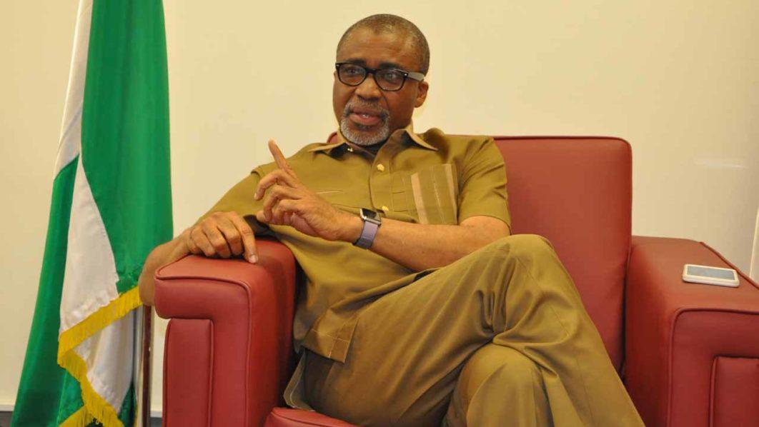 NEWS:Why presidency deliberately delayed INEC budget - Abaribe