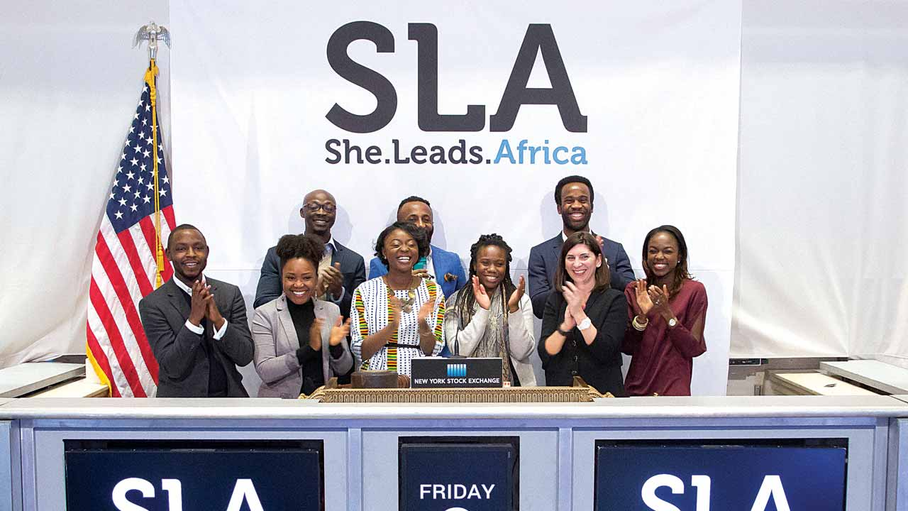 SLA last week had the opportunity to be the first African startup to ring the Closing Bell at the New York Stock Exchange.