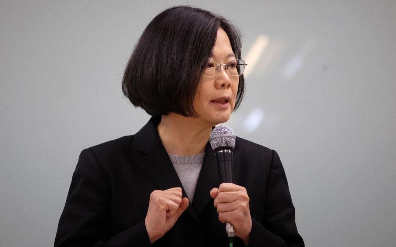 Tsai Ing-wen PHOTO: AFP / Sam Yeh